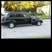 1940 Limo
