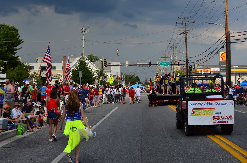 Catonsville  4th of July Parade