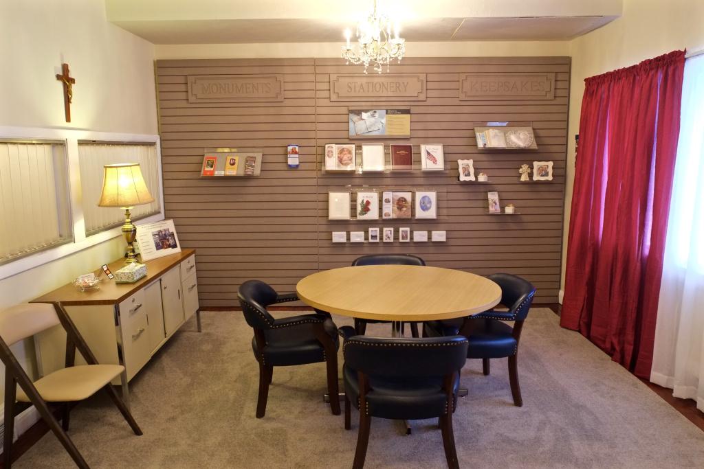 Merchandising Room