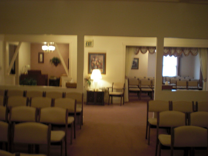 Chapel & Family Room