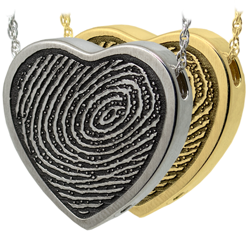 Personal Expressions Fingerprint Jewelry