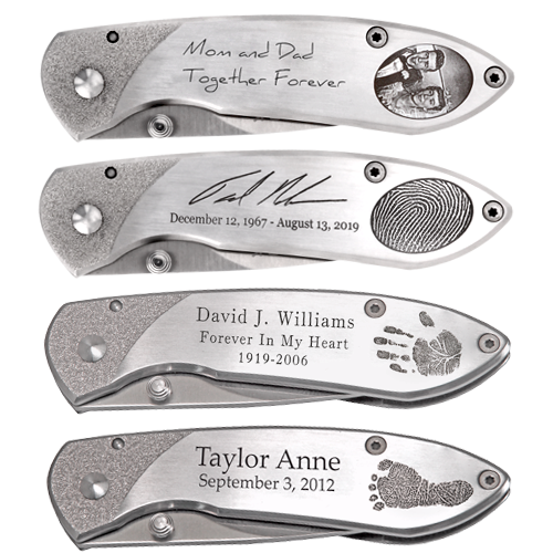 Personal Expressions Buck Knife