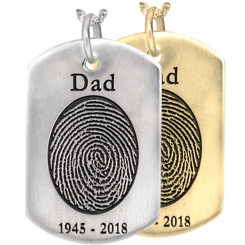 Personal Expressions Dog Tag