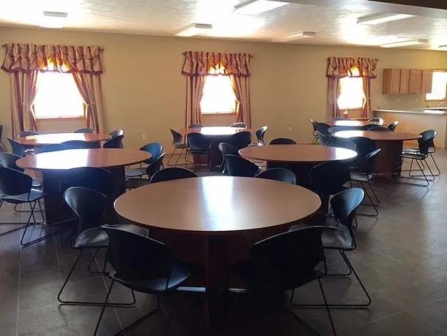 Reception/Dining Hall