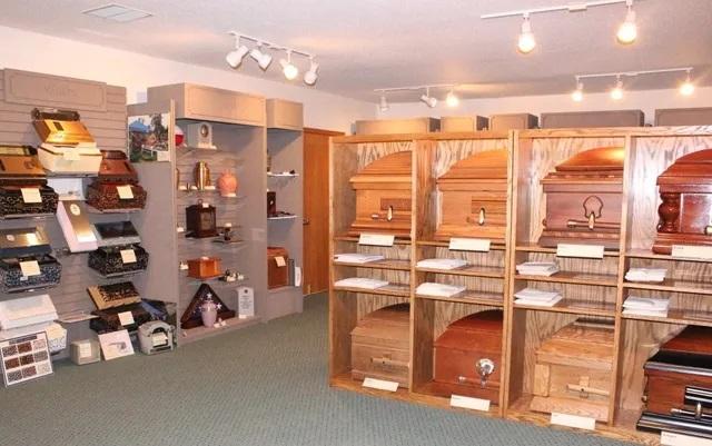 Merchandise Selection Room
