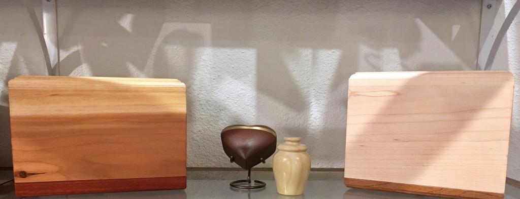 Handmade in San Diego Urns