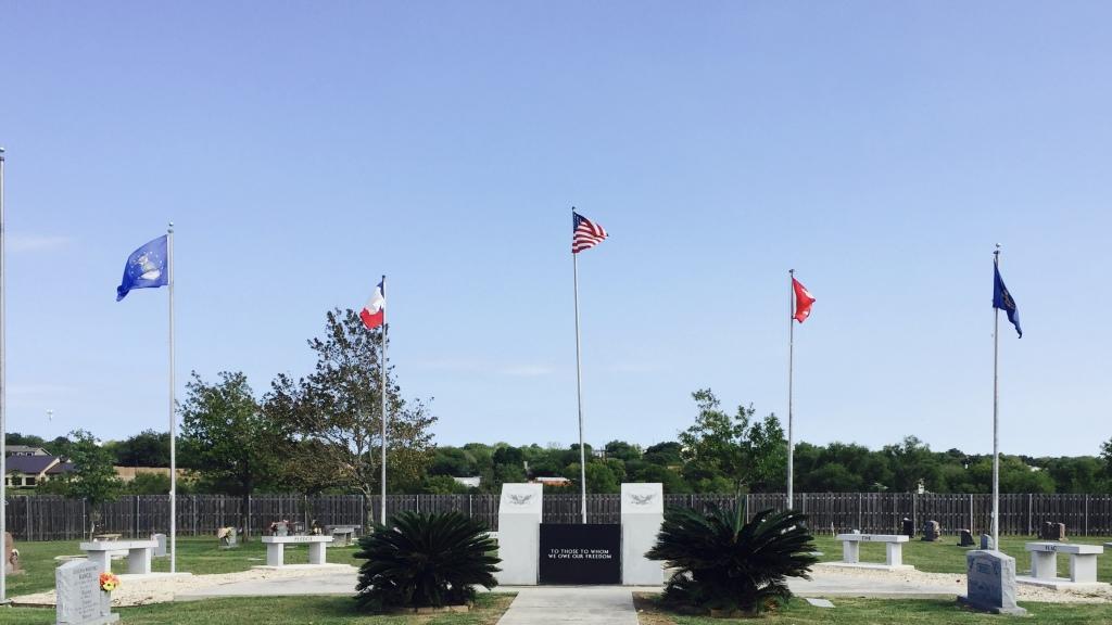 Veterans Section