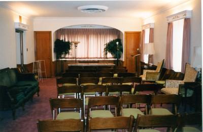 Chapel Area 2