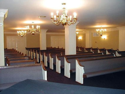 The Chapel at Cox Funeral Home