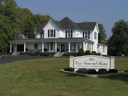 Cox Funeral Home - Mt. Vernon, KY