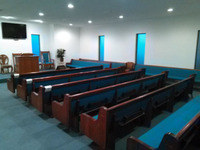 The Chapel - Seating Capacity 125