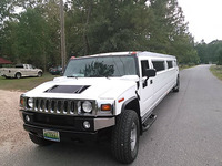 Hummer Limousine - Seating Capacity 15