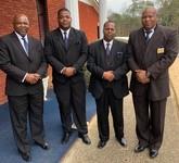 Albert J. Lamar - Kenderick Chappell - Gillispie A. Davis - C.L. Davis - Davis Funeral Home, LLC Staff