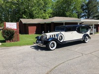 Rosewood Hearse