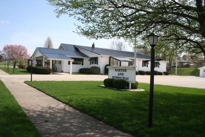 Harper  Dunnichay Funeral Home