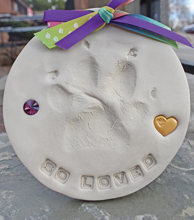 Clay Paw