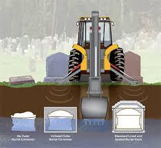 Burial Vaults | David E  Desmond & Son Funeral Home | Bath ME