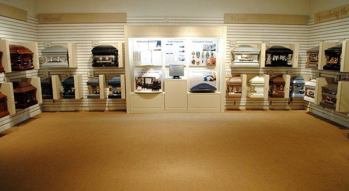 Casket Showroom