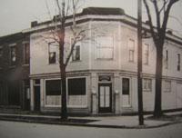 D. J. Robb Funeral Parlour 1925