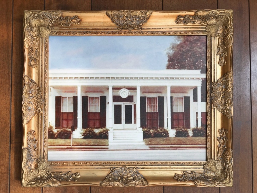 Portrait of The W. A. Darling Funeral Home