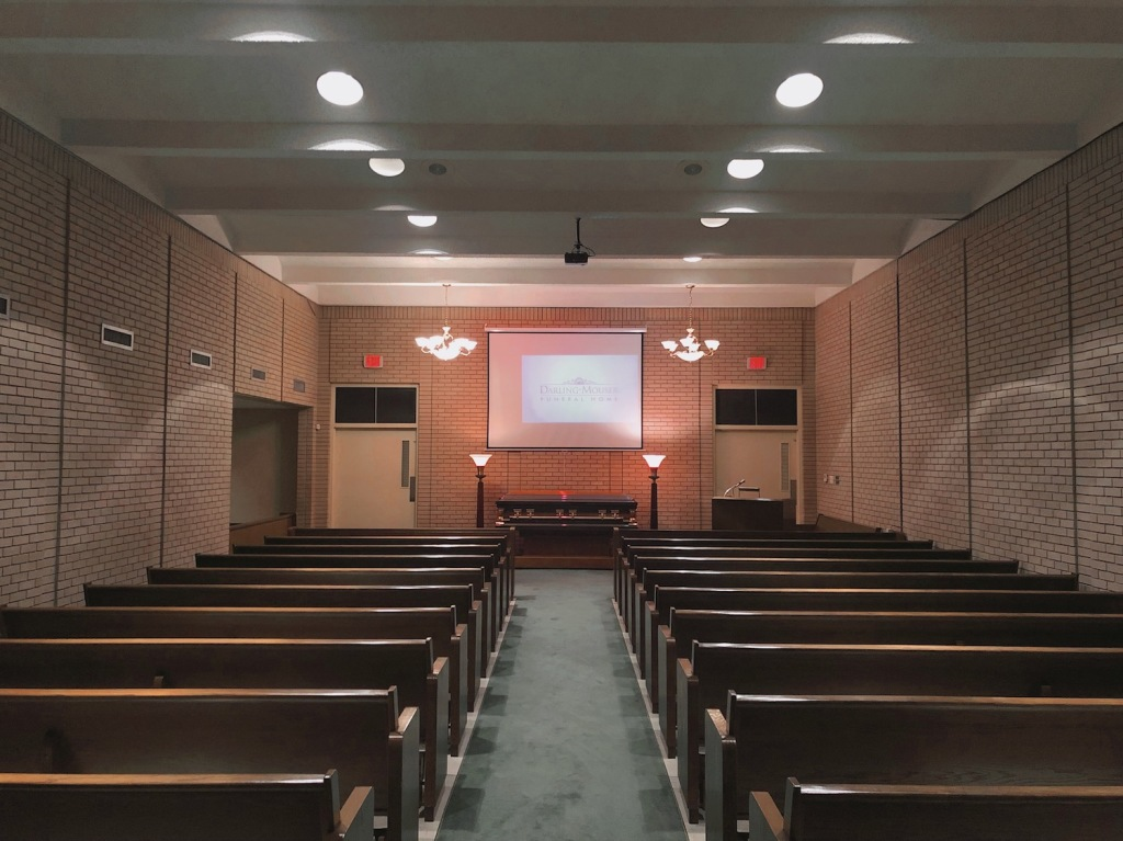 West Chapel at Darling-Mouser Funeral Home