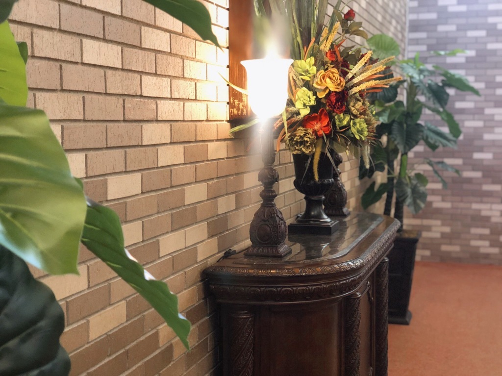 Unique Feature at Darling-Mouser Funeral Home