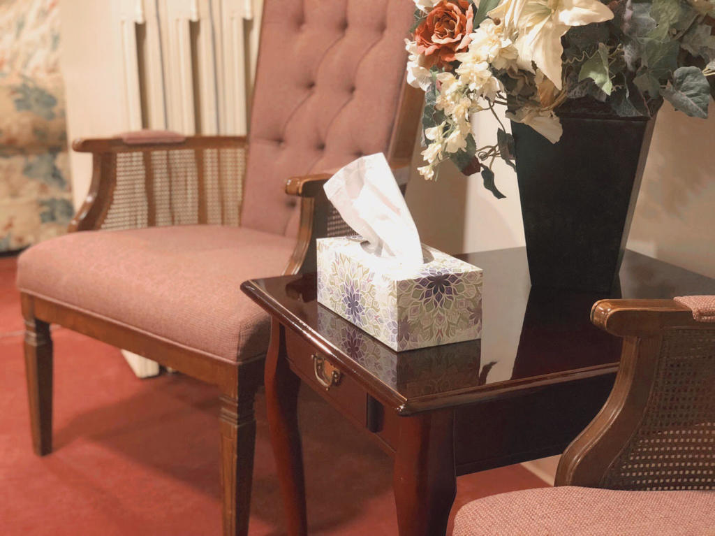 Staterooms at Darling-Mouser Funeral Home