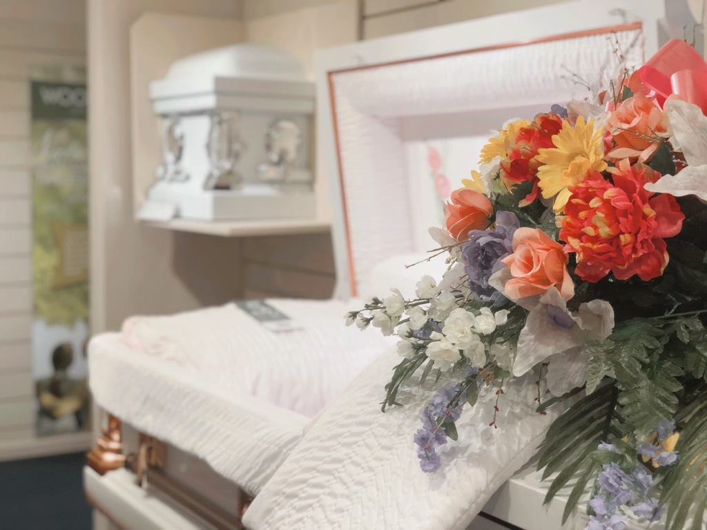 Casket Selection at Darling-Mouser Funeral Home