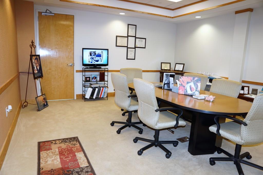 Arrangement Room A