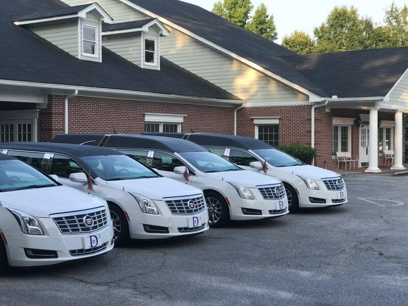 Cadillac Fleet