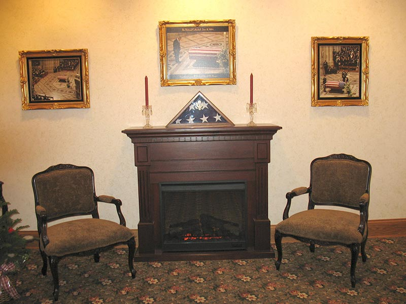 The Register Room