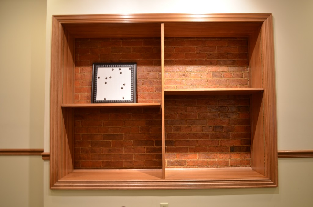 Frankfort Location - Photo Memorial Cabinet
