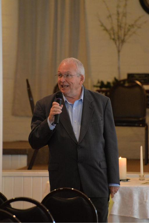2014 Speaker- Rev. Terry Washburn