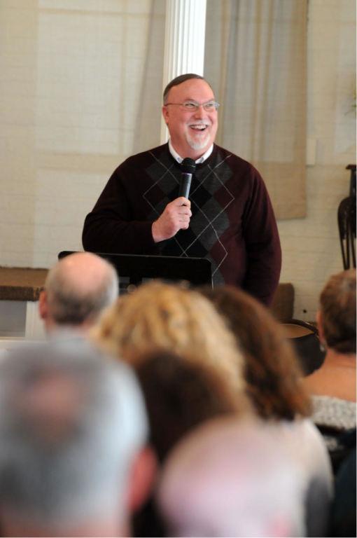 2015 Speaker- David Tackett