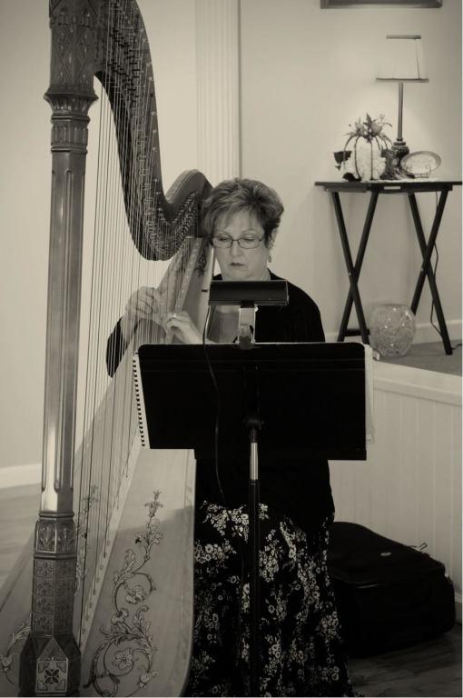 2015 Music- Harpist Bobbie Strobhar