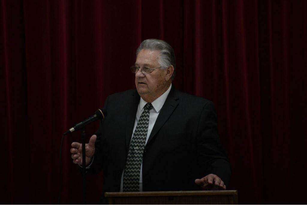 2018 Speaker- Rev. Jack Norman