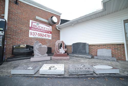 Buckeye Monuments