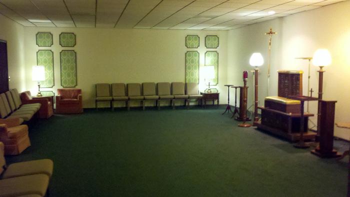 South Chapel