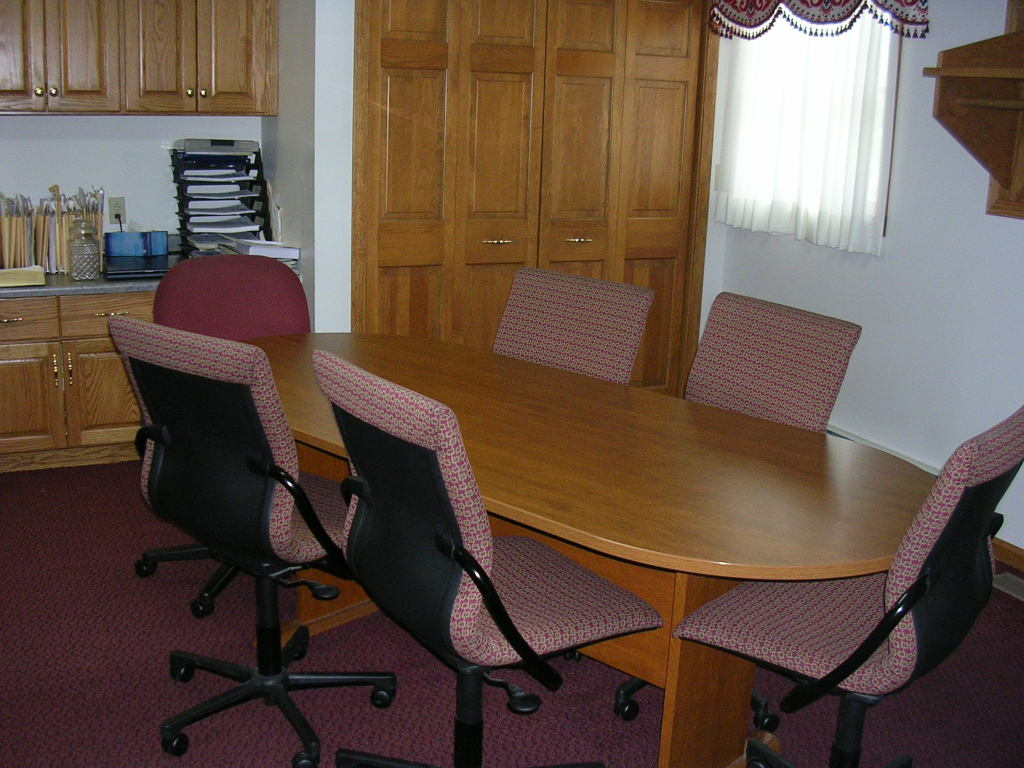 Conference and Arrangement Area