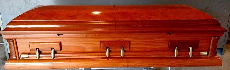 Puyallup Casket Company California Redwood