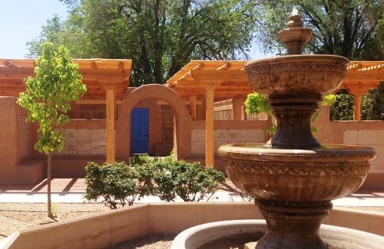 Centennial Urn Garden