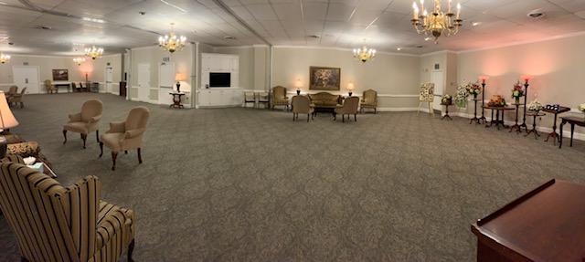 Visitation Room A