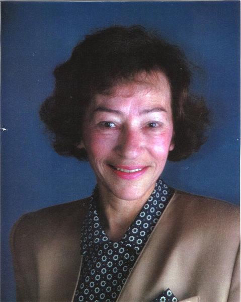 Carla F. Tesink  First President 1993-1997