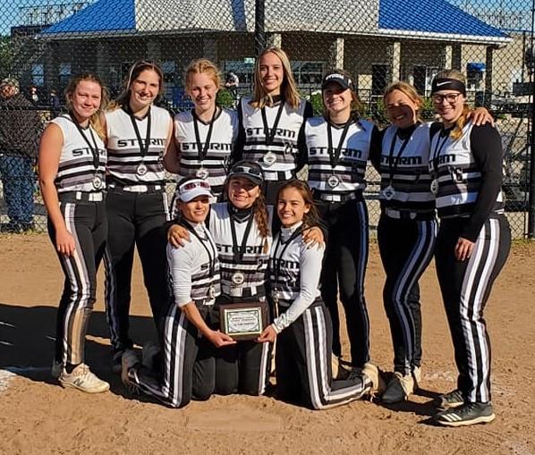 North Ridgeville Memorial Classic 16U Champs Team Dravecky