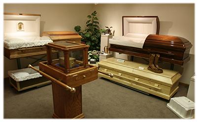 Cremation Options Room