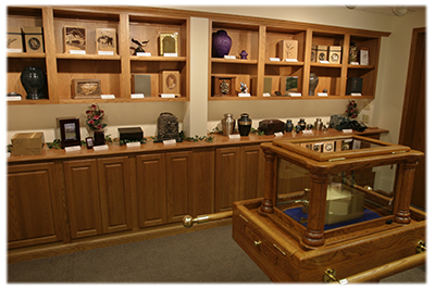 Cremation Options Room