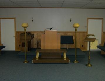 J. W. Faison Memorial Chapel