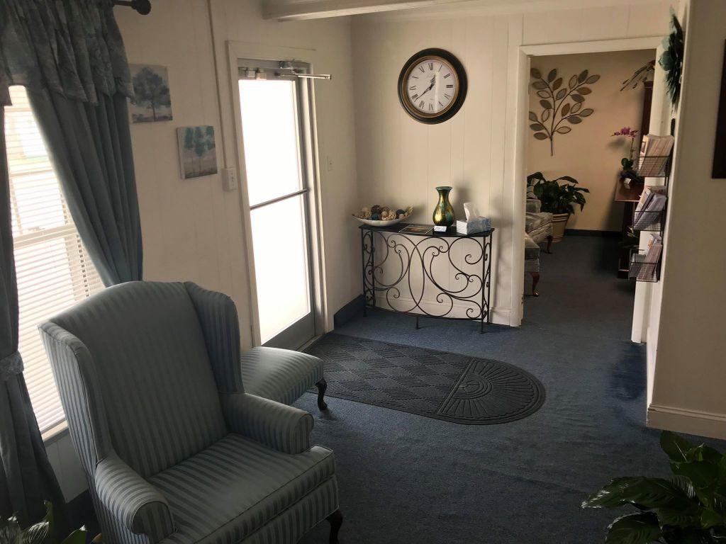 Main Lobby View 2
