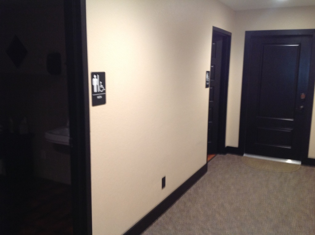 Handicap Accessible Restrooms
