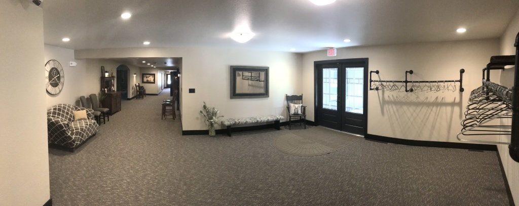 Main Entry and Foyer